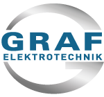 Graf – Elektrotechnik Logo